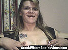 Crack Whore Candie's Sick Street Love Story