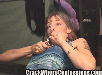 Nathena a Cracked Mind - Crack Whore Confessions